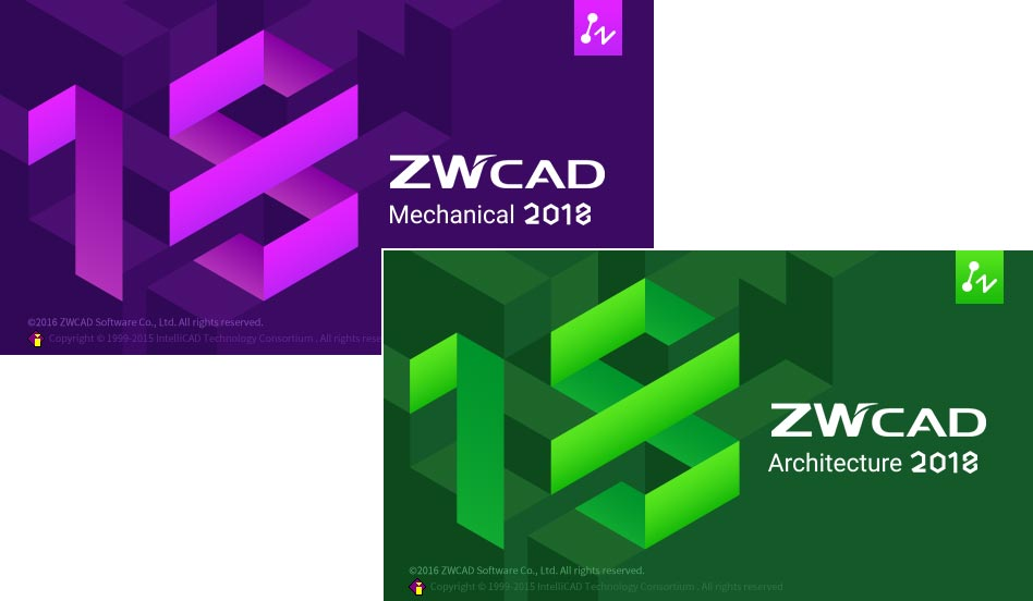 ZWCAD 2018 Architectural i Mechanical
