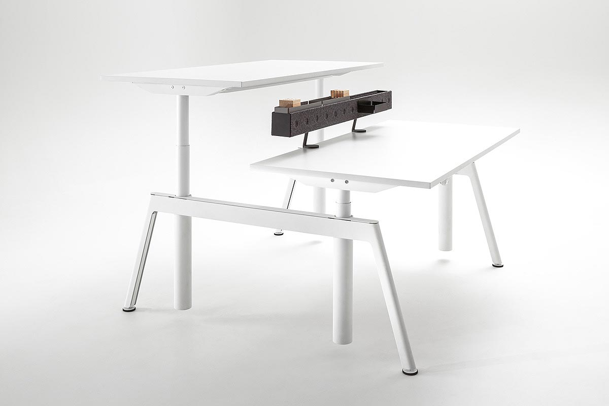 biurka elektrycznie regulowane
