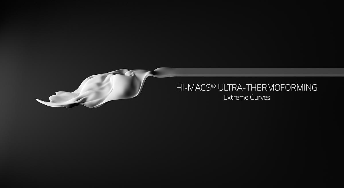 Hi-Macs Ultra® - Patron-Bis