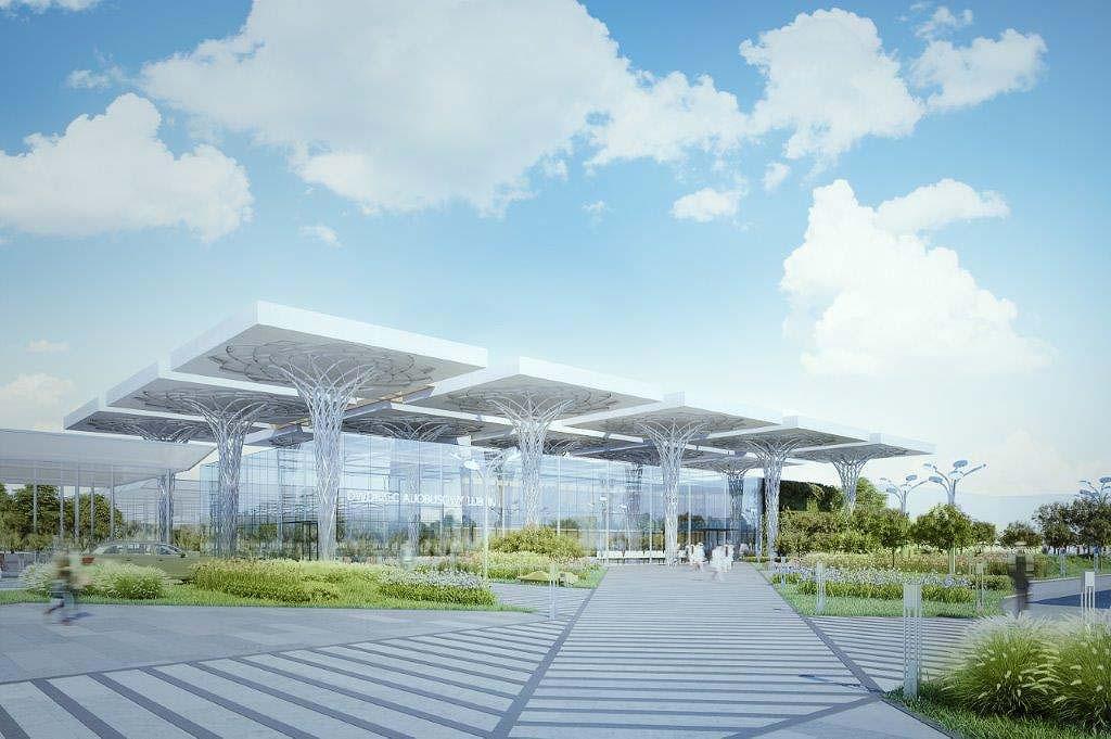 koncepcja dworca w Lublinie