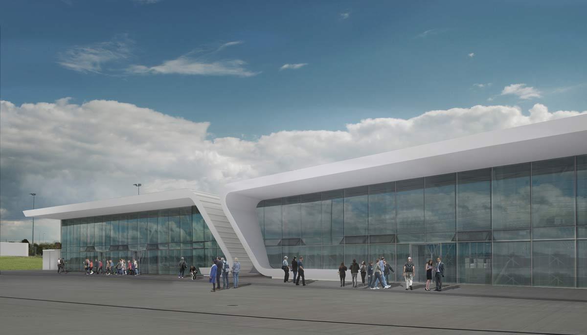 STRABAG z kolejnym  kontraktem na rozbudowę lotniska