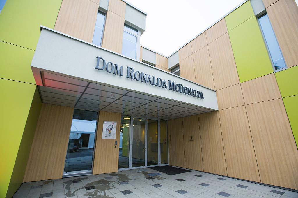 BoConcept i Fundacja R. McDonald'a