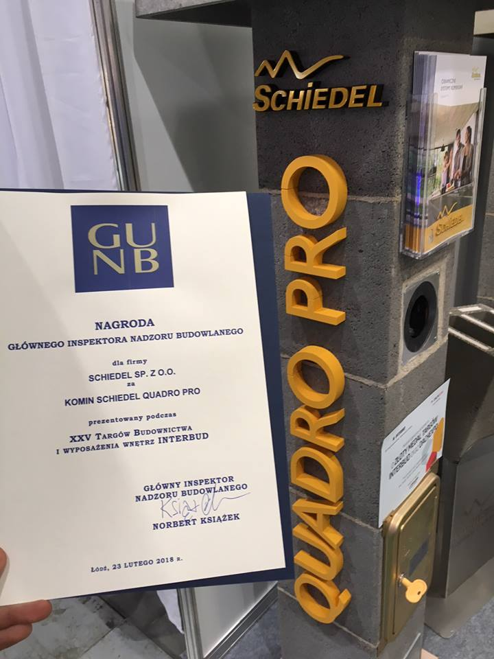 Schiedel Quadro Pro
