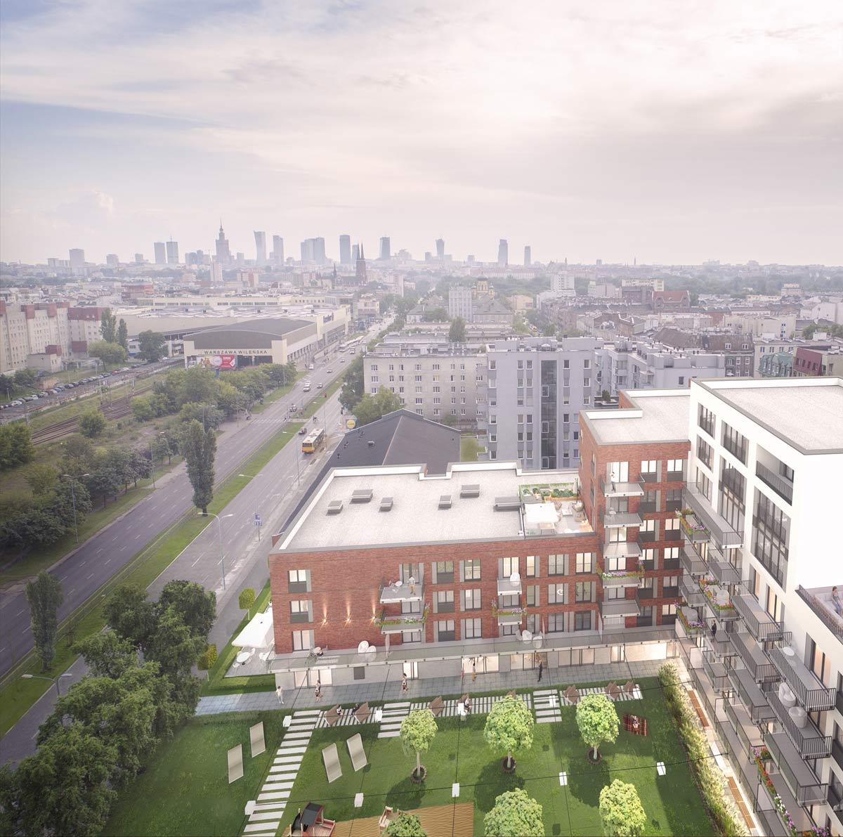 Wileńska Express – nowa inwestycja Bouygues Immobilier Polska