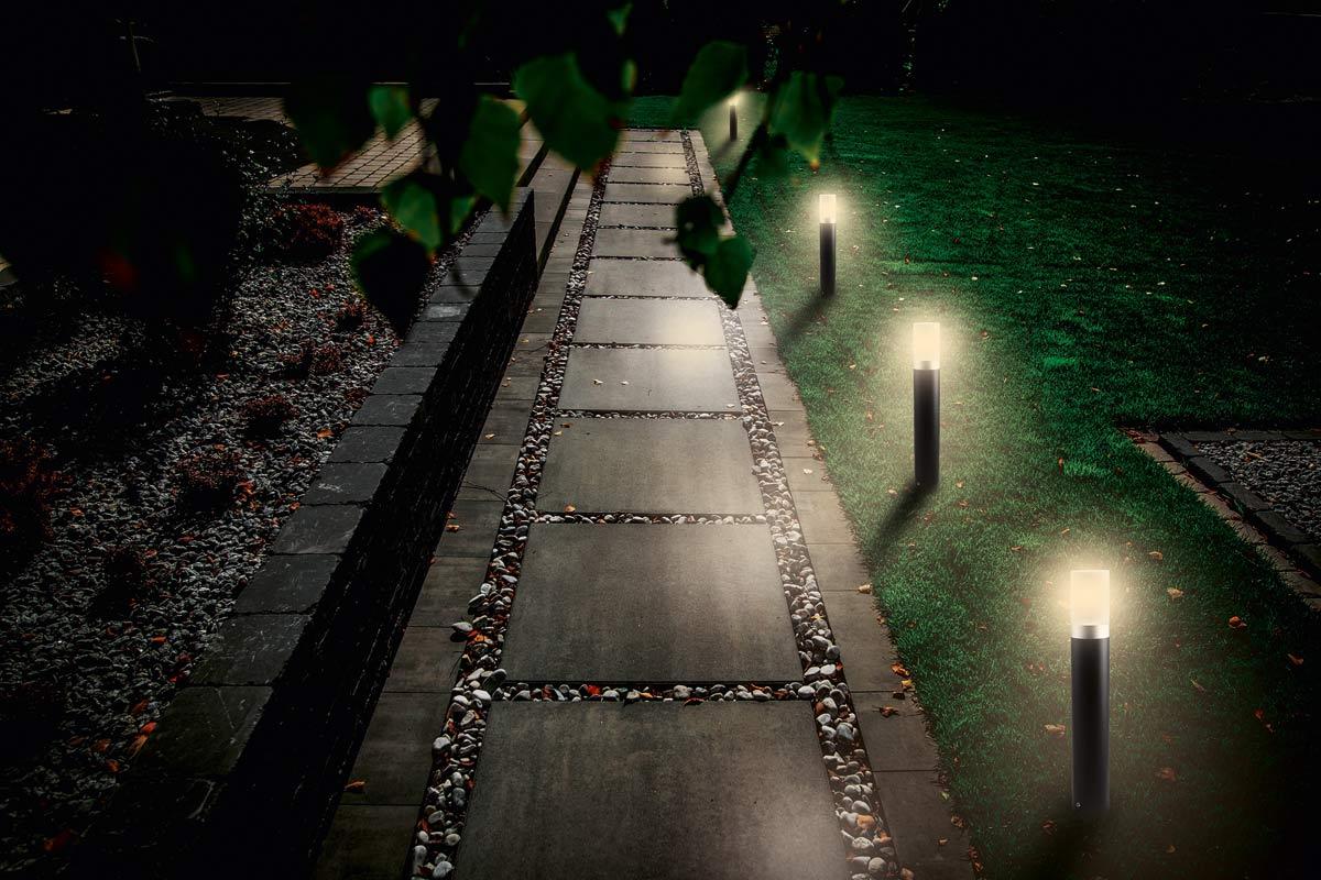 Libet Light by LightPro – magia światła w ogrodzie