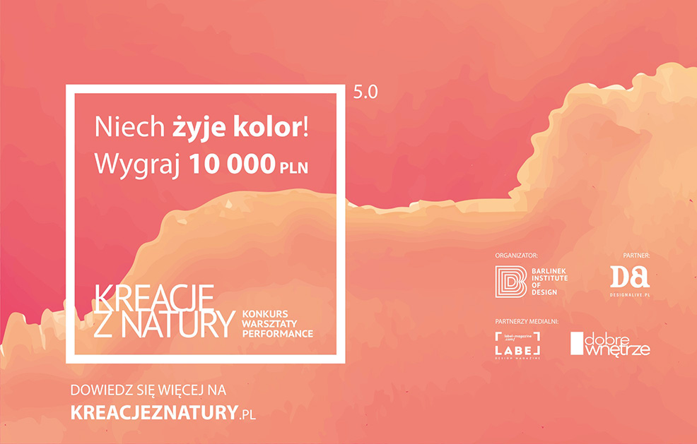 konkurs KREACJE Z NATURY 5. edycja