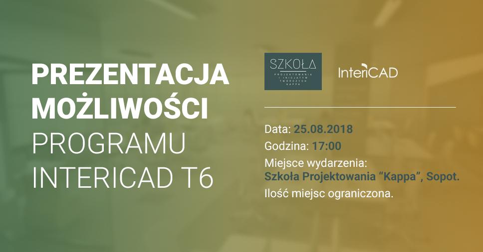 Prezentacja InteriCAD T6
