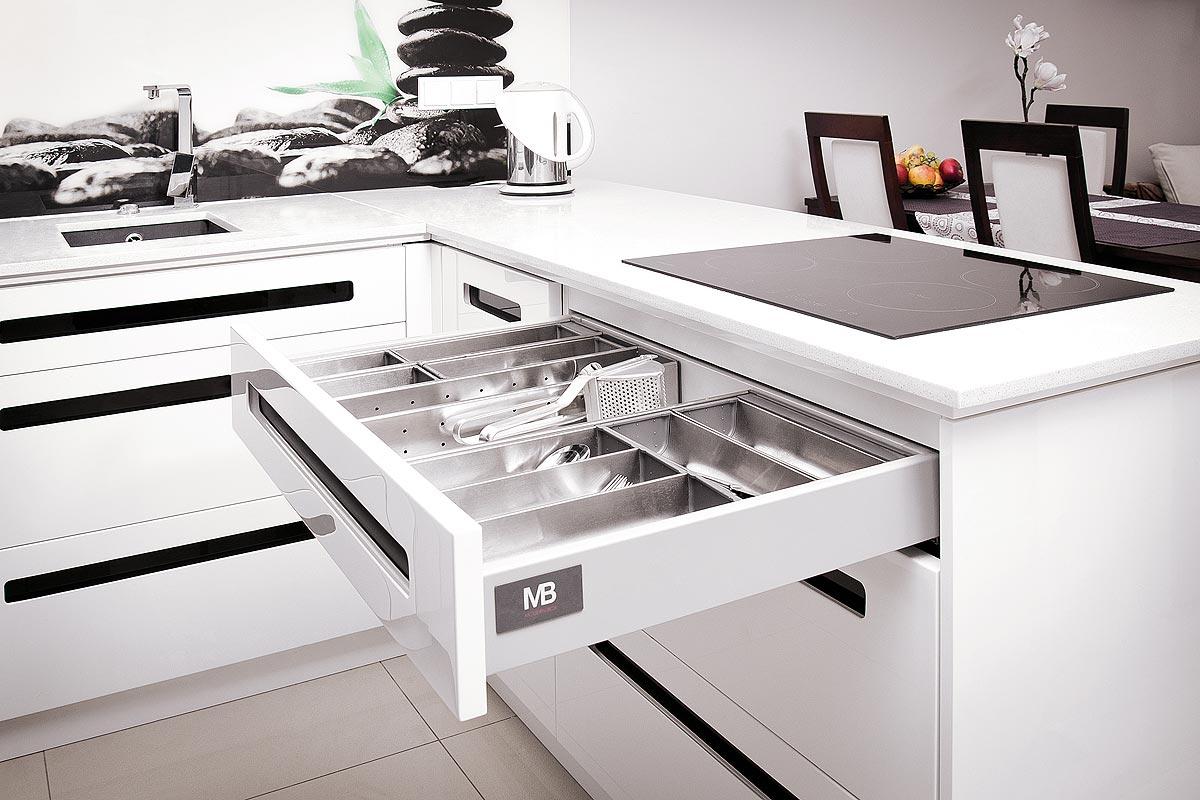 organizacja przestrzeni w kuchni