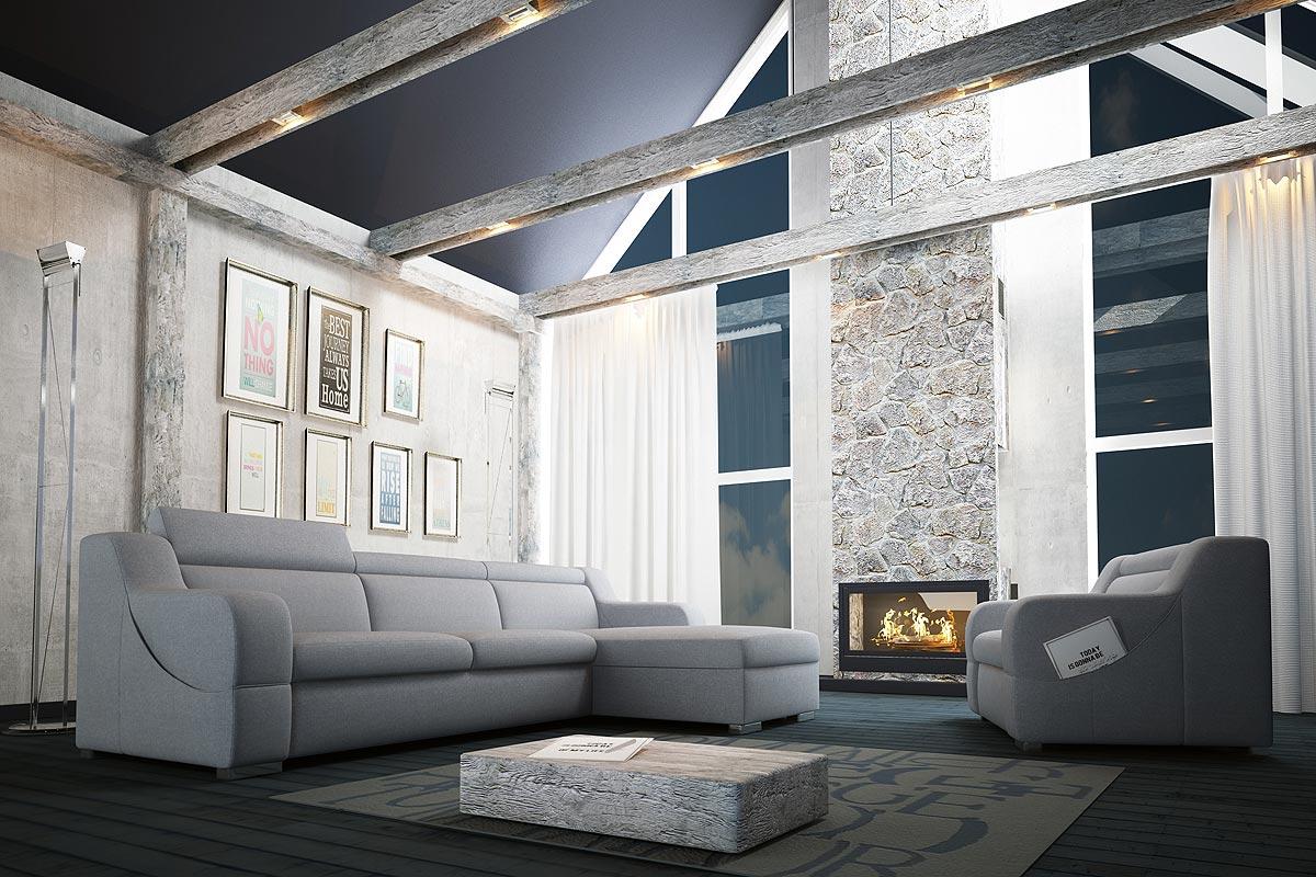 sofy z funkcją spania