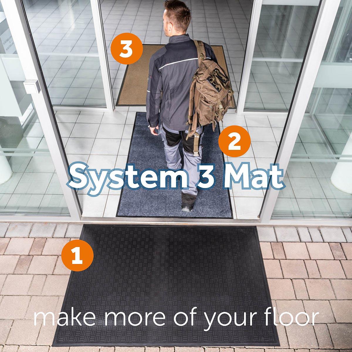 system 3 mat