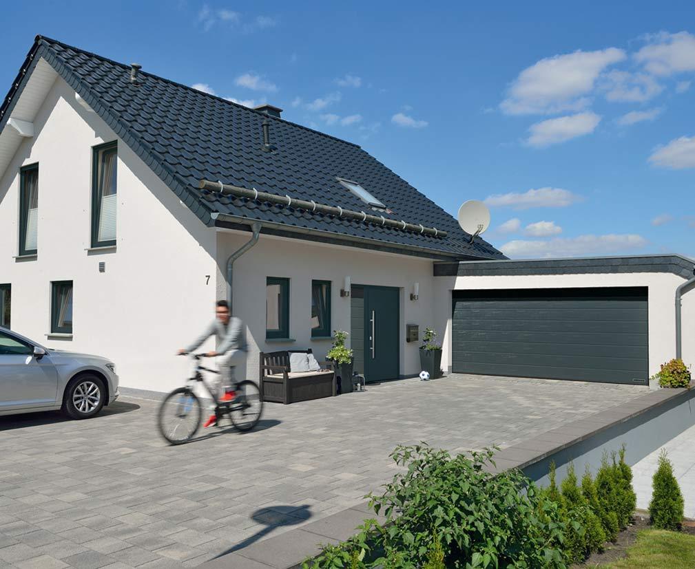 Bramy garażowe i drzwi wejściowe marki Hörmann - promocja