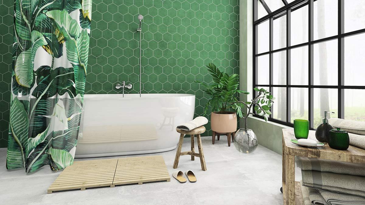 Tropikalna kąpiel?