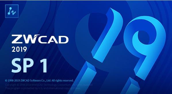 ZWCAD 2019 SP1