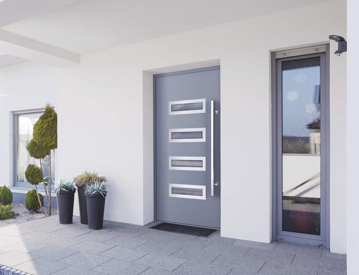 Drzwi zewnętrzne – jakie wybrać do swojego domu?