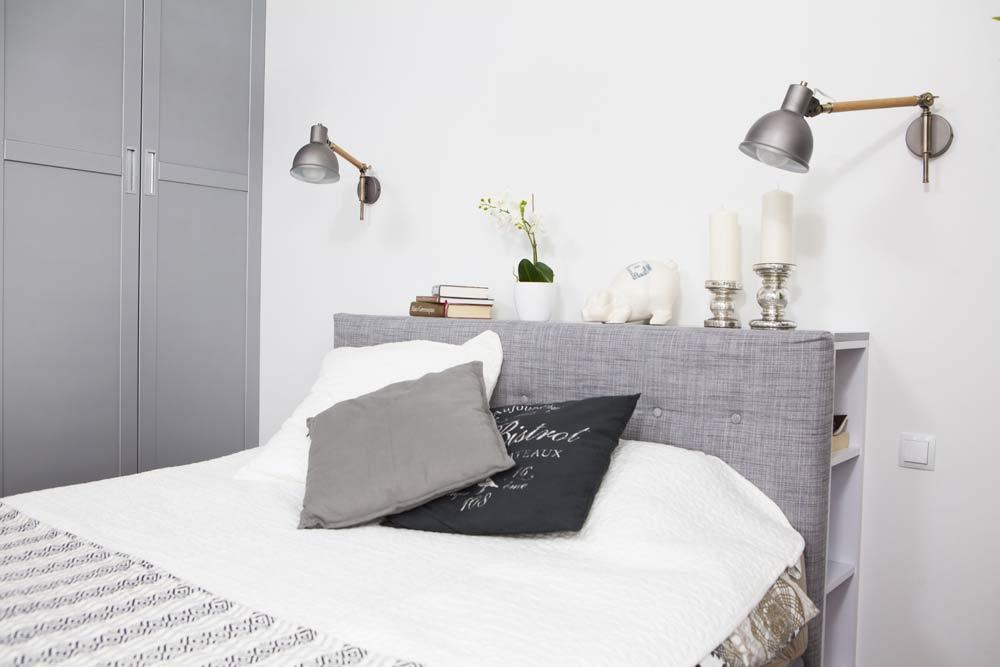 Perfekcyjna sypialnia