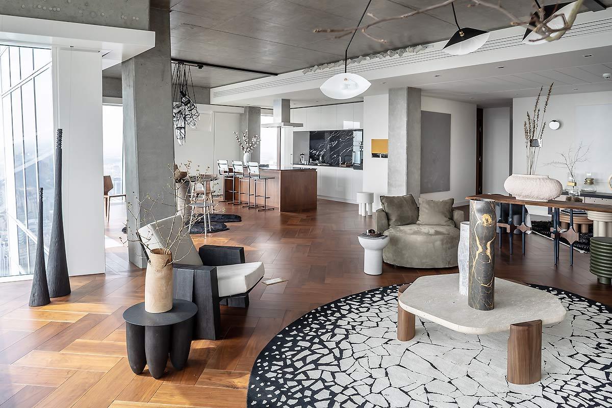 The Signature Apartment – światowej klasy wzornictwo na Złotej 44