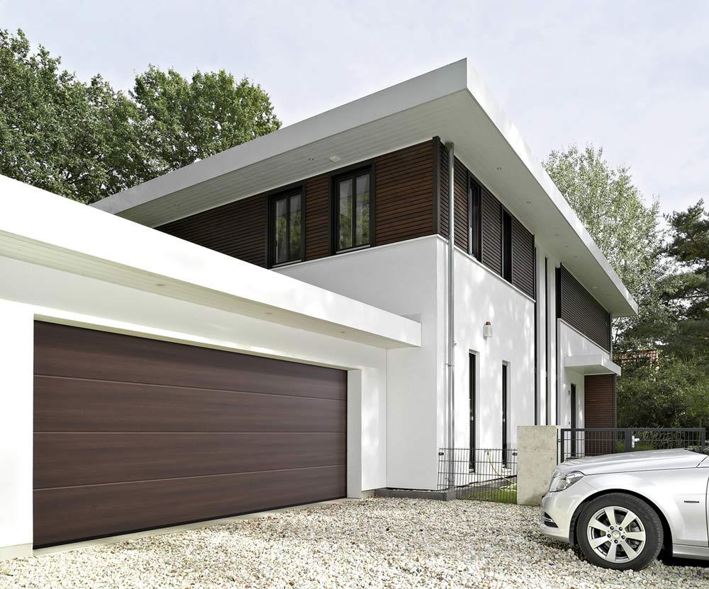 Duragrain - nowe wzory powierzchni bram garażowych