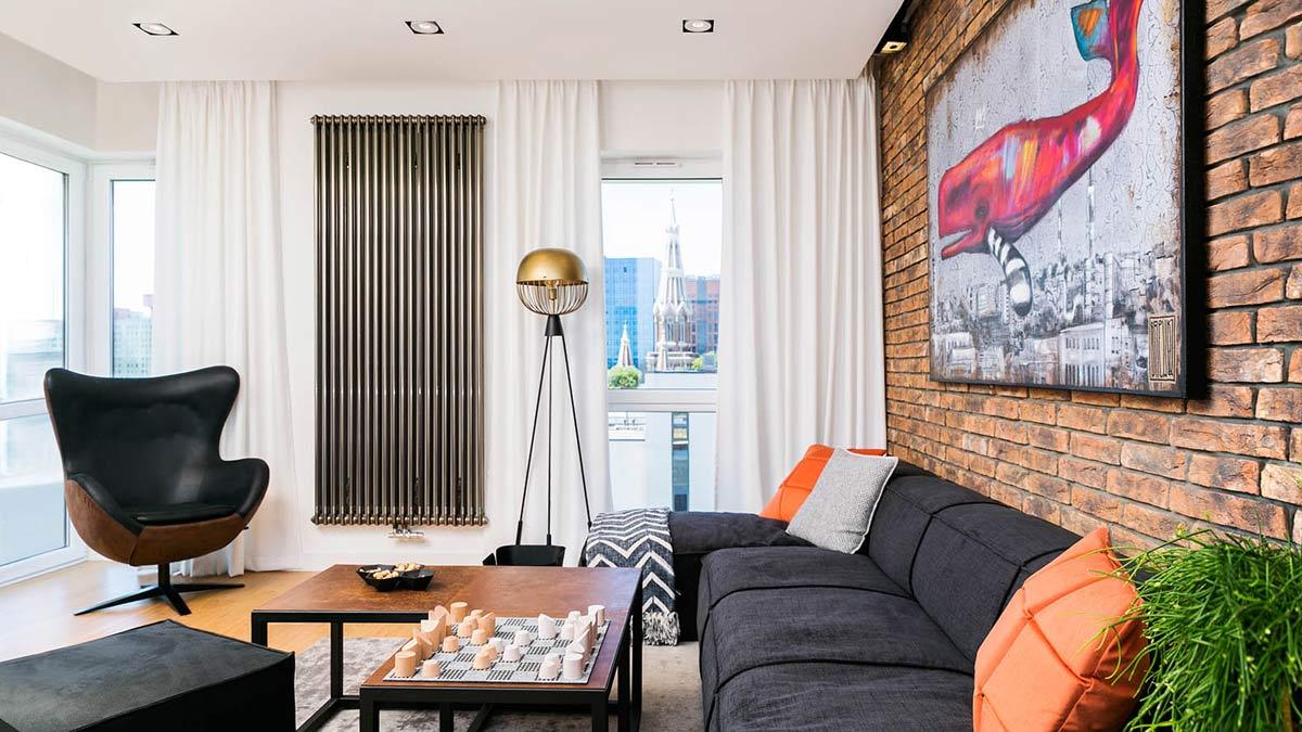 Mieszkanie z elementami stylu steampunkowego. Jak je zaaranżować?