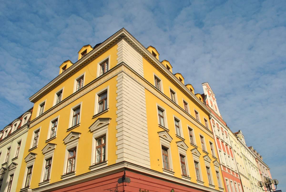 Sigma Siloxan Topcoat – samoczyszczące powłoki fasadowe