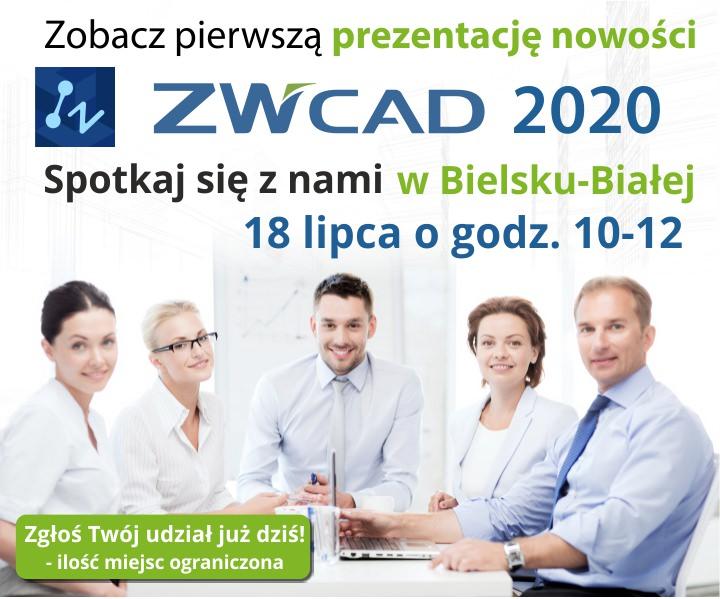 prezentacja ZWCAD 2020