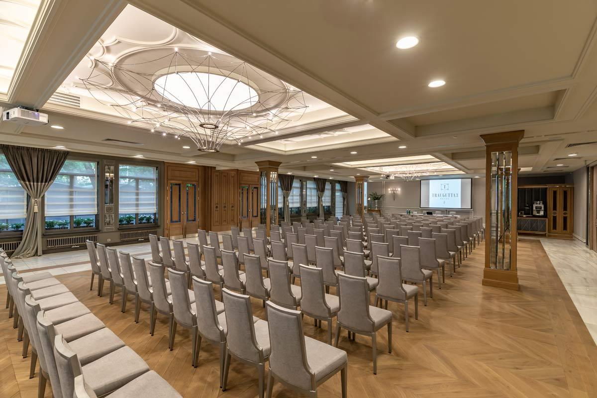 Hotel Traugutta 3 - perła architektury zakorzeniona w historii