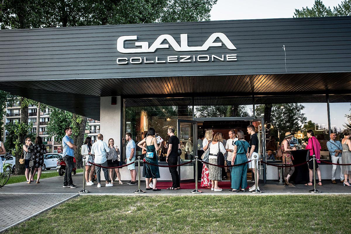 otwarcie Przestrzeni Inspiracji Gala Collezione