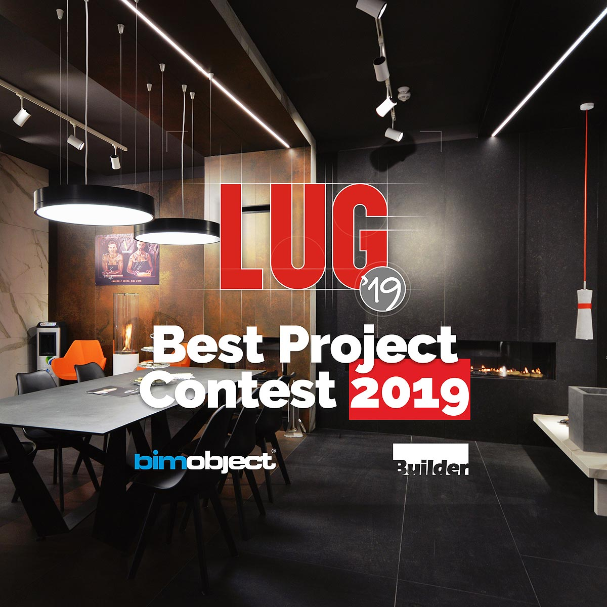 konkurs LUG Best Project Contest