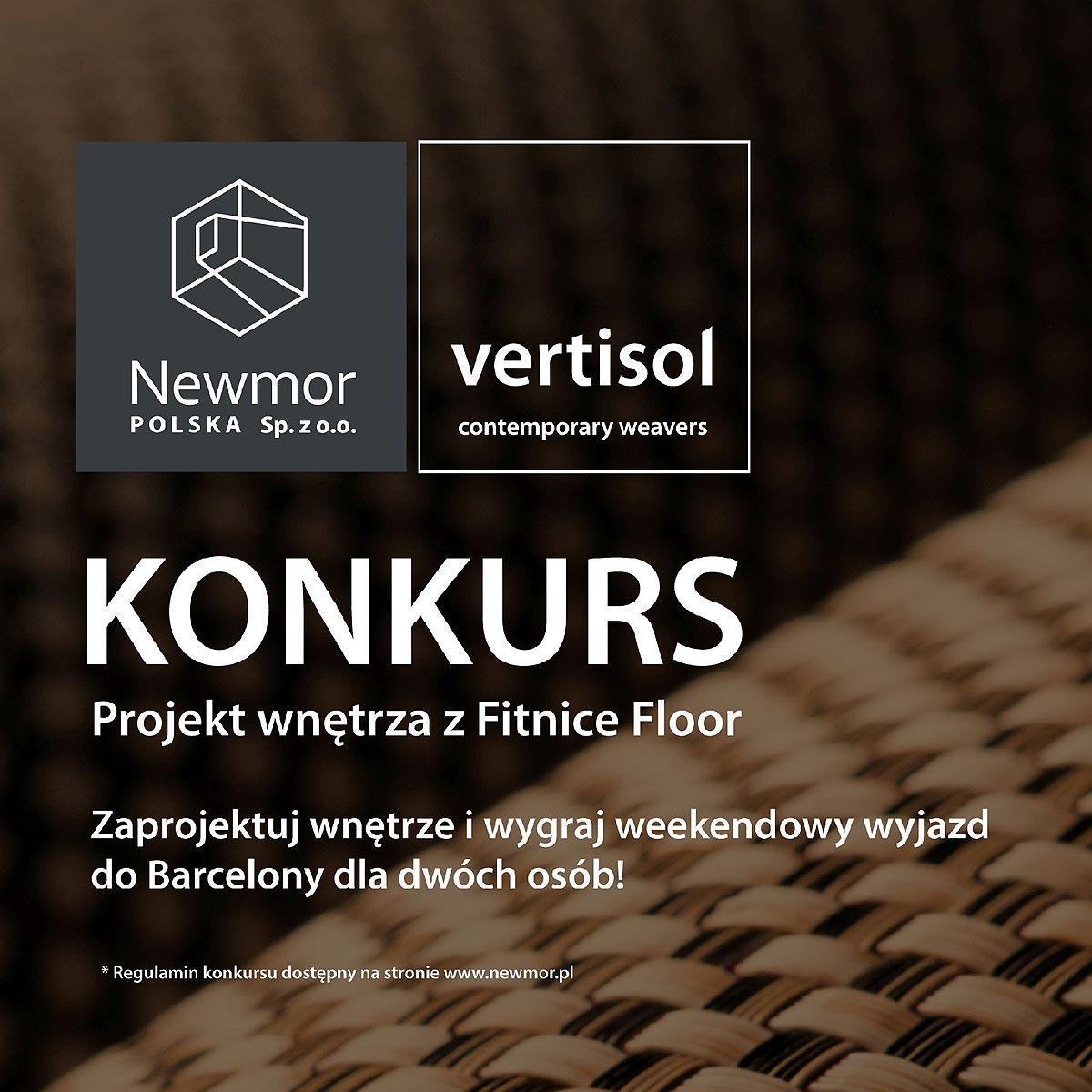 konkurs Projekt Wnętrza z Fitnice Floor