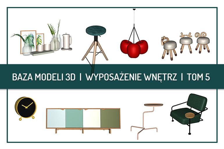 baza modeli 3d TOM 5