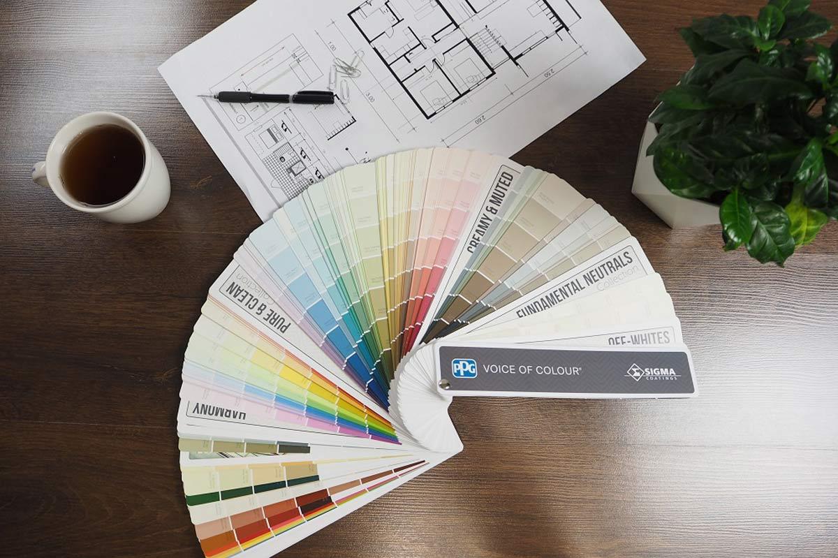 Twórz pełne energii stylizacje z paletą Voice of Colour