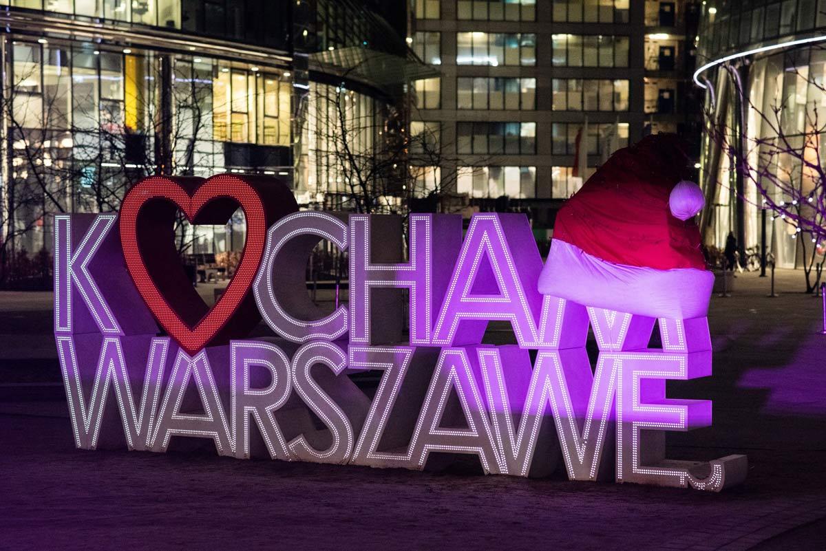 Walentynki na Placu Europejskim