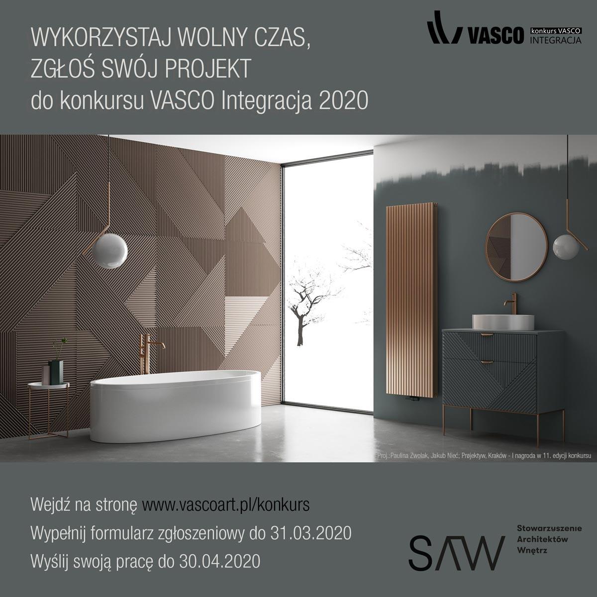 Konkurs VASCO Integracja 2020