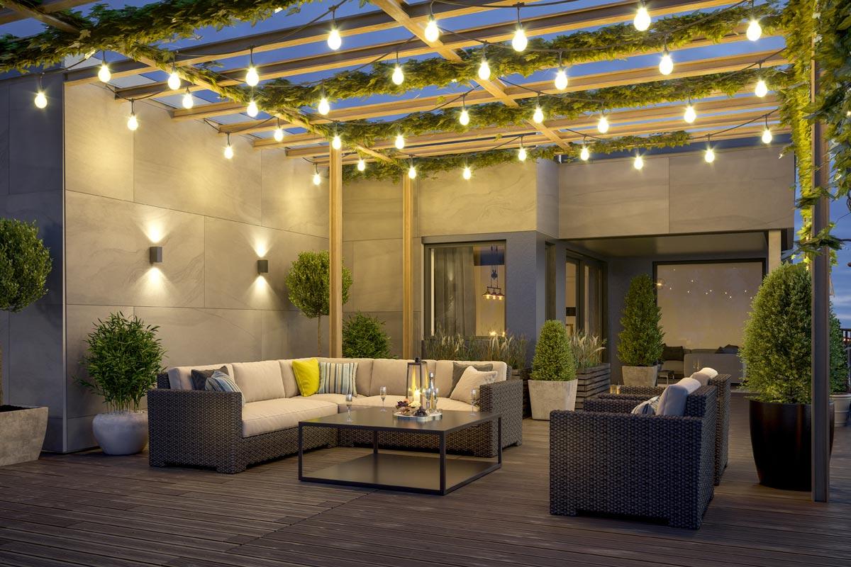 oświetlenie ogrodowe GTV