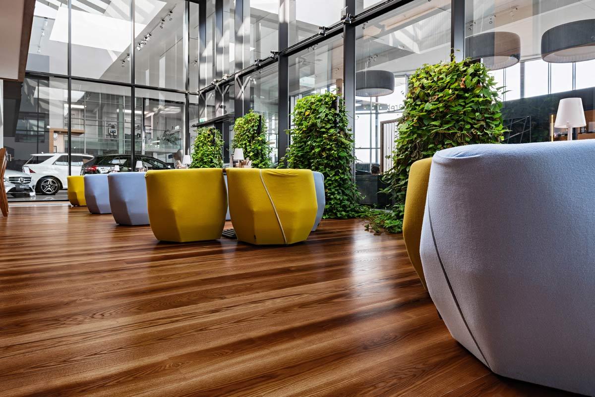Najpiękniejsze podłogi - drewniane trendy w 2020 roku