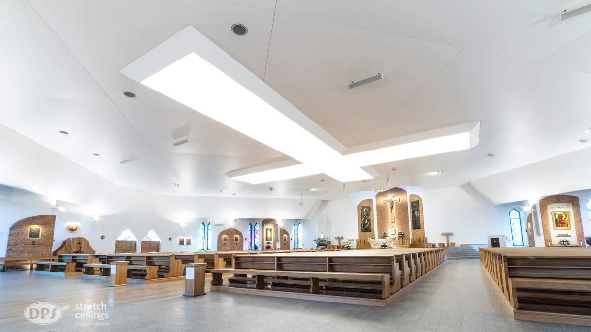 Sufity świetlne DPS – nowoczesna alternatywa dla lamp