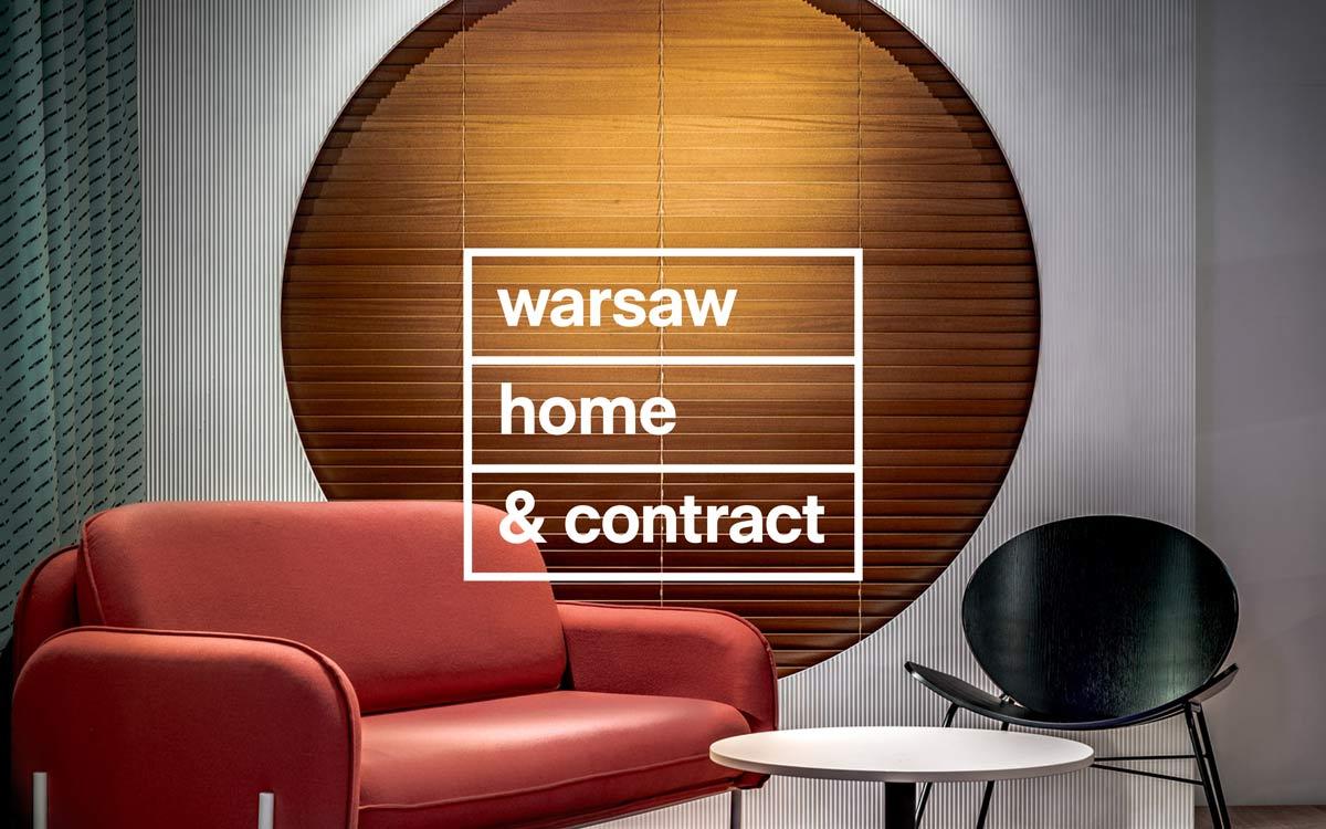 Warsaw Home & Contract i Warsaw Build w nowym terminie