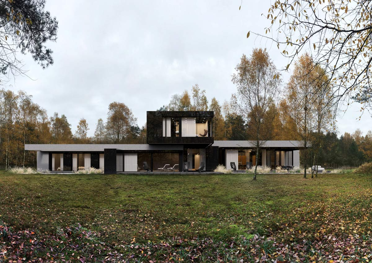 RE: STARK HOUSE - projekt pracowni REFORM Architekt