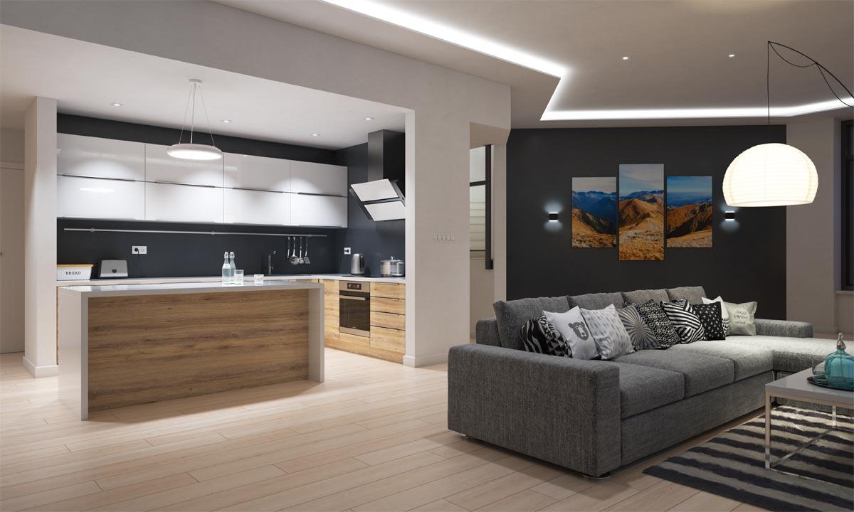oświetlenie do kuchni GTV