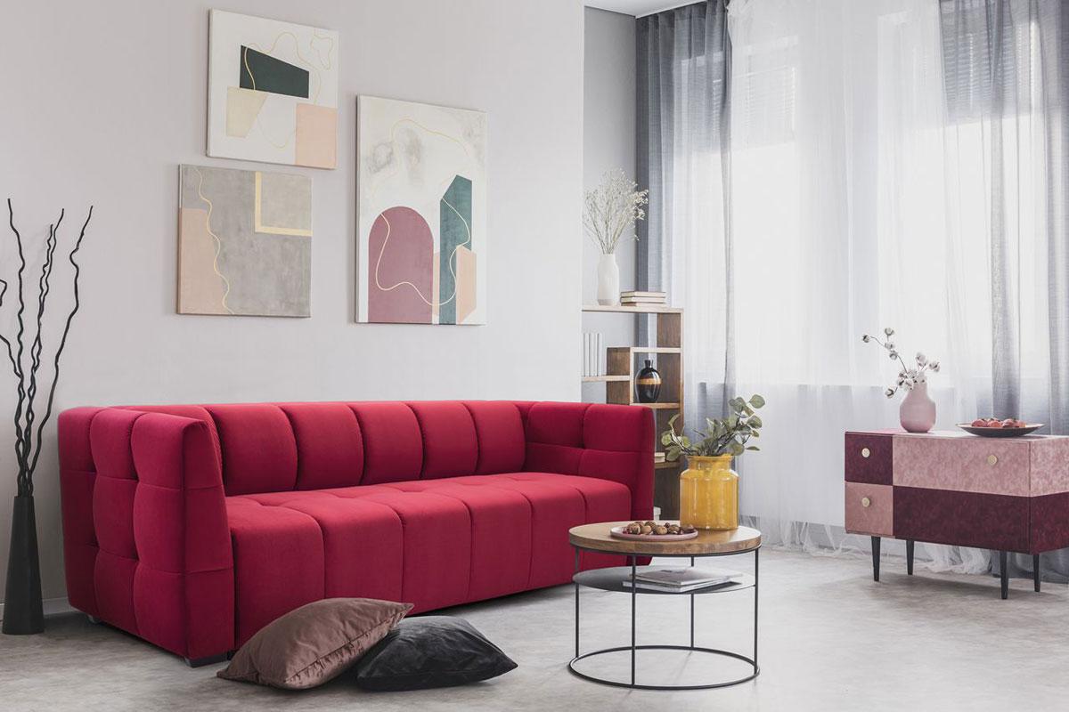 sofy do małych mieszkań