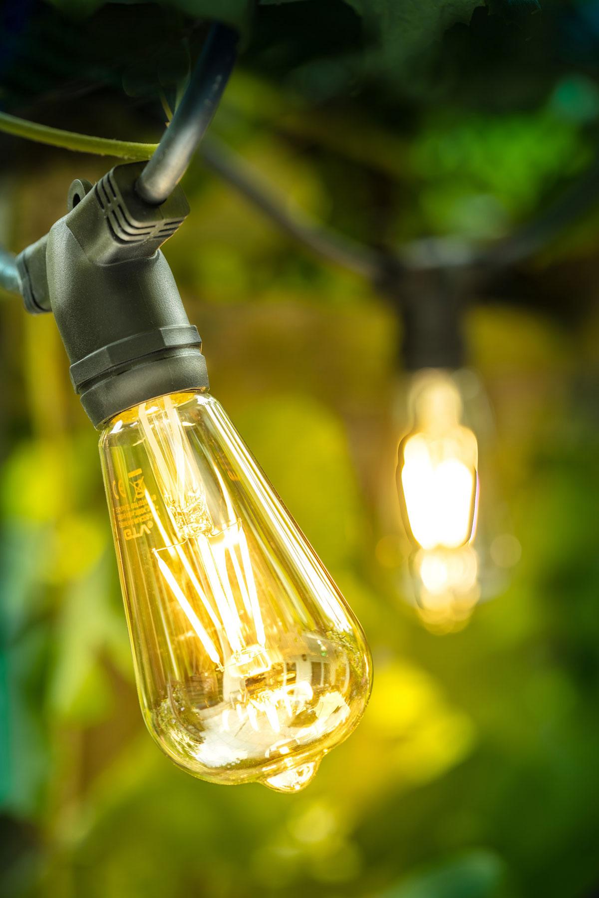 Oświetlenie filamentowe - GTV
