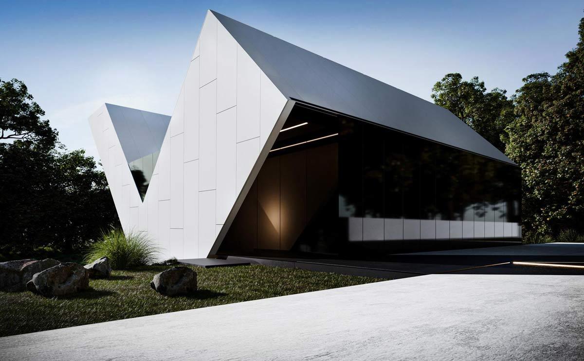RE: VMAX HOUSE – zaskakujący projekt pracowni REFORM Architekt