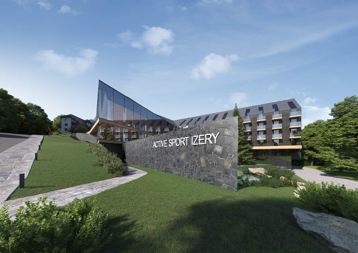 Od zachodu po wschód – hotele w górskich kurortach projektu pracowni KM rubaszkiewicz