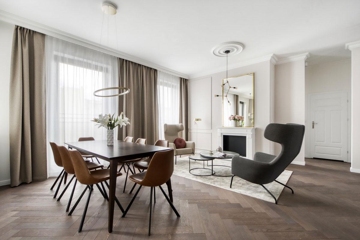 Luksusowe apartamenty