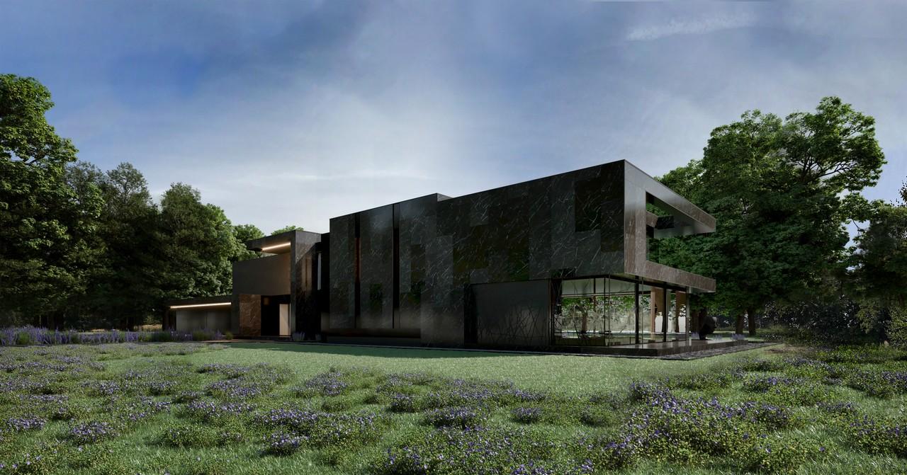 Głęboka czerń. RE: NERO HOUSE nowy projekt REFORM Architekt
