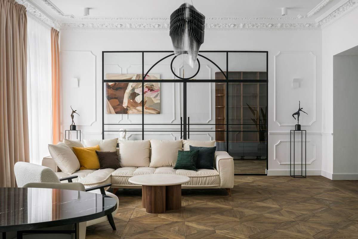 Projekt: Piotr Łucyan, Art'Up Interiors
