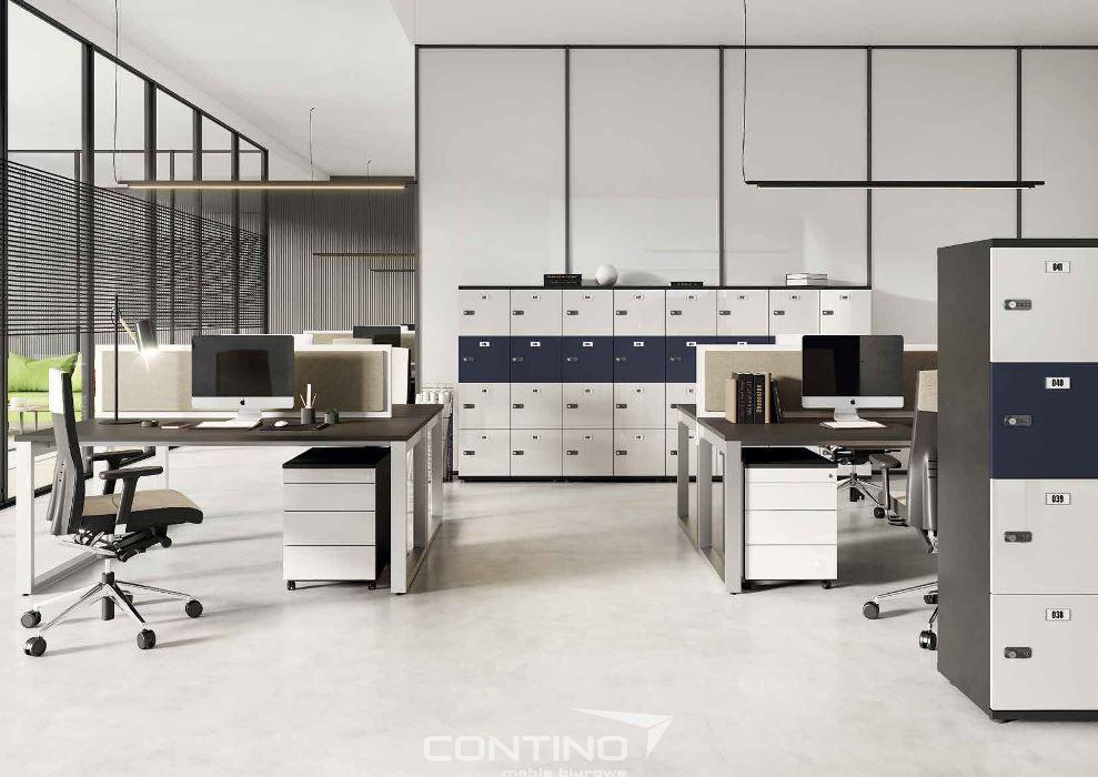 nowoczesne biuro Contino